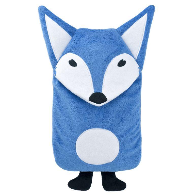 Termofor Hugo Frosch dětský, Eco Junior Comfort s motivem modré lišky