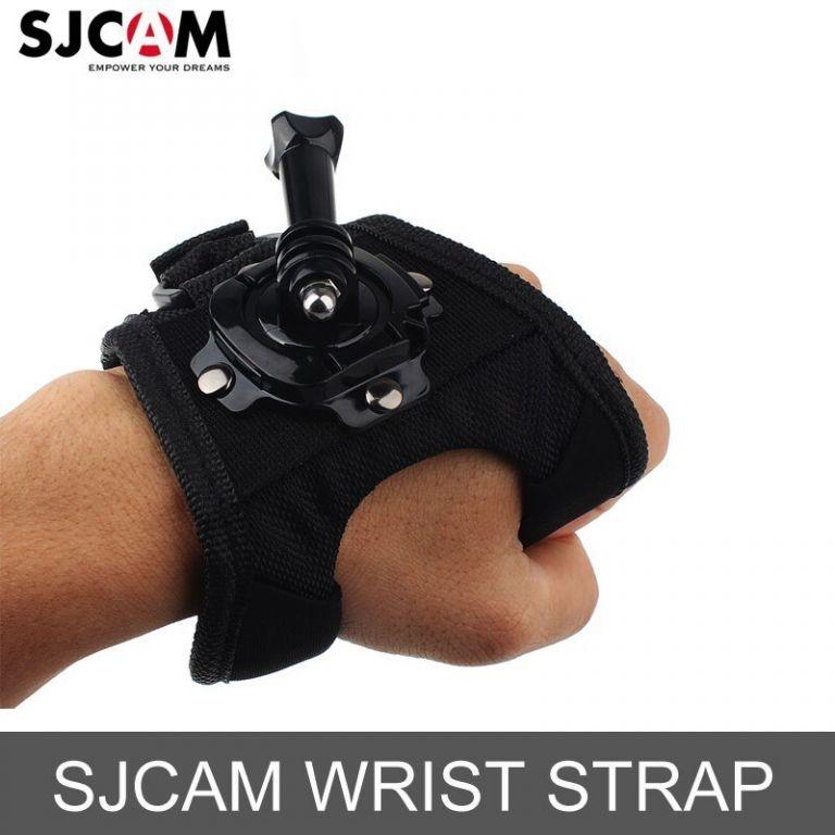Držák SJCAM 360 Rotacion Wrist strap otočný, návlek na zápěs