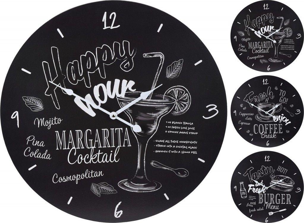 Hodiny Segnale nástěnné dekorativní 50 cm Margarita