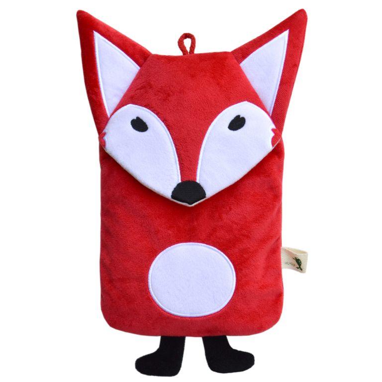 Termofor Hugo Frosch dětský Eco Junior Comfort s motivem červené lišky