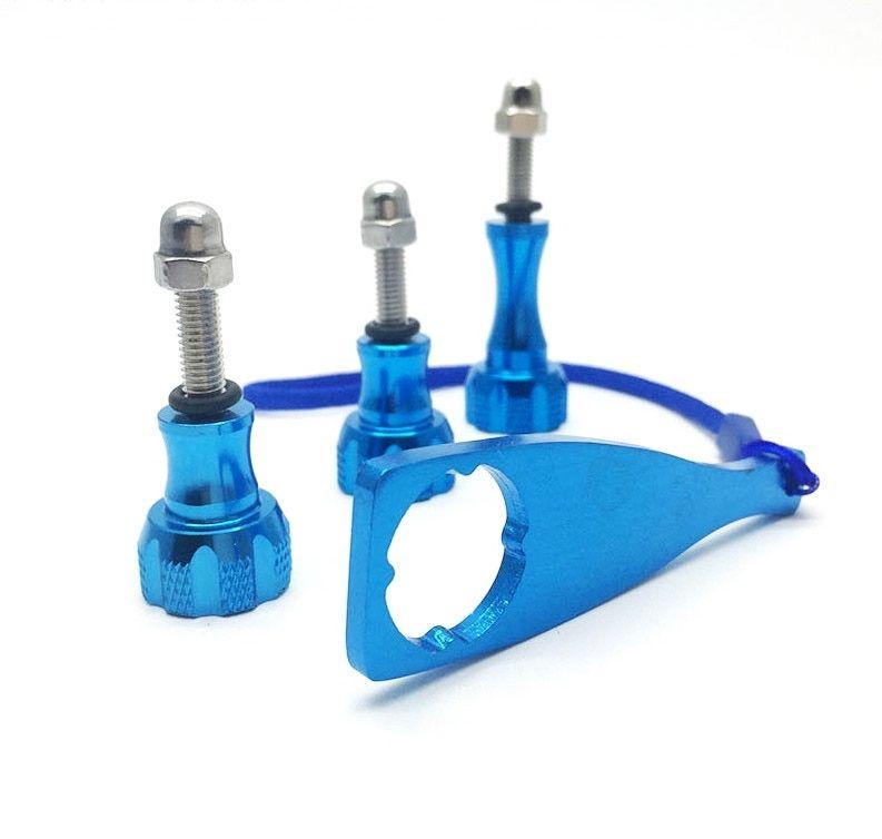 Držák SJCAM CNC multifunctional wrench screw sada šroubů s klíčem