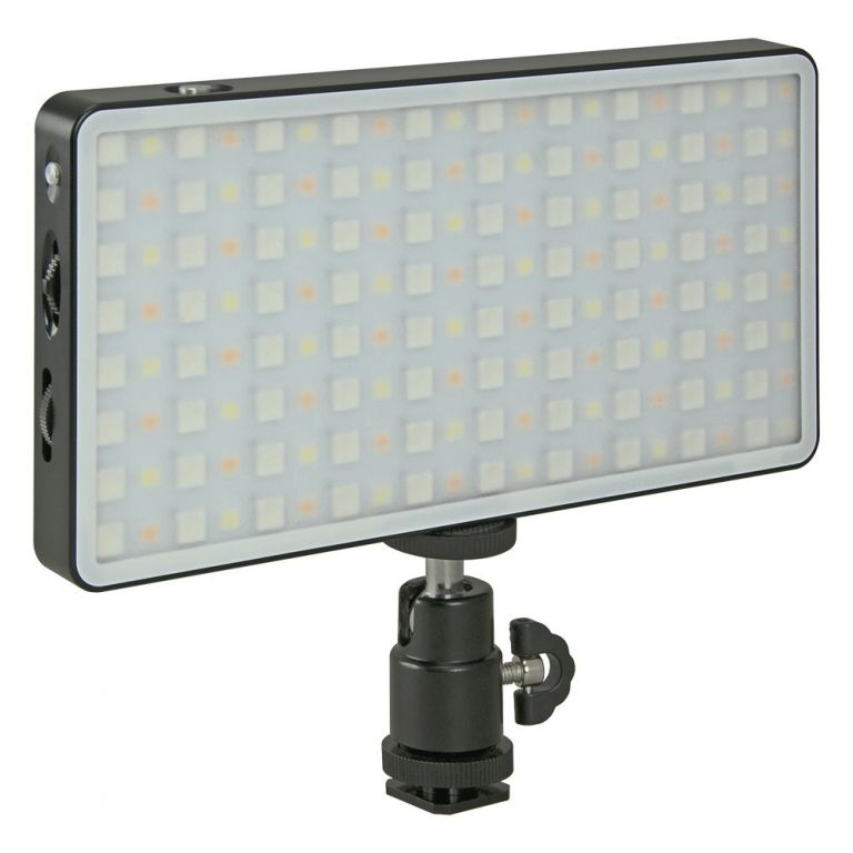 LED světlo 160 RGB s vestavěnou baterií