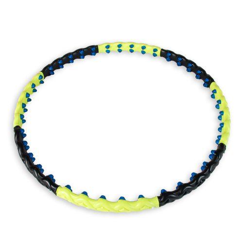 Hula Hoop masážní obruč na cvičení, 110 cm