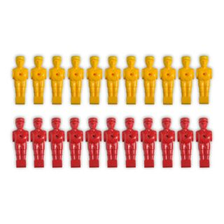 TUNIRO Náhradní figurky na fotbálek 22 ks