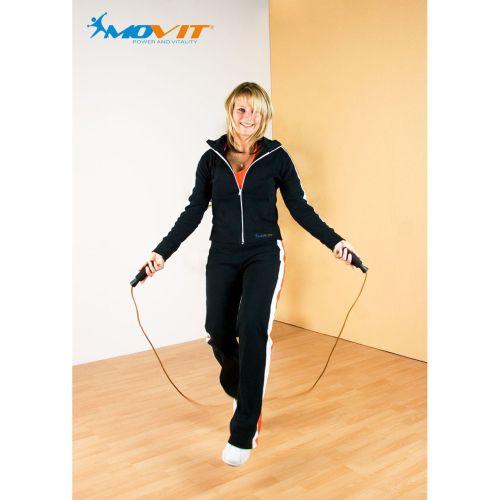 Kabelové švihadlo MOVIT®  277 cm