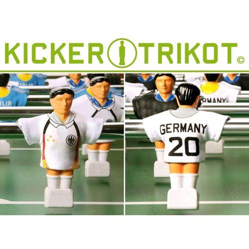 OEM Německo Sada 11-ti fotbalových dresů Německa M01344