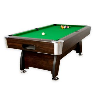 Kulečníkový stůl pool billiard kulečník 8 ft - s vybavením