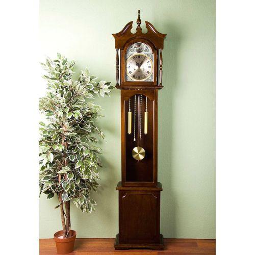 Stojací hodiny pendlovky EUROPA - 196 cm