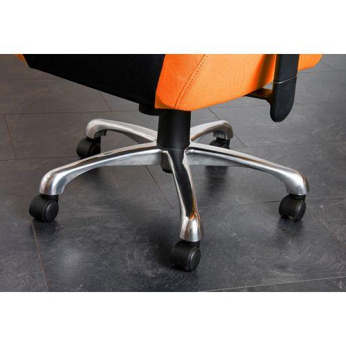 Kancelářská židle RS Series sportovní design - oranžová