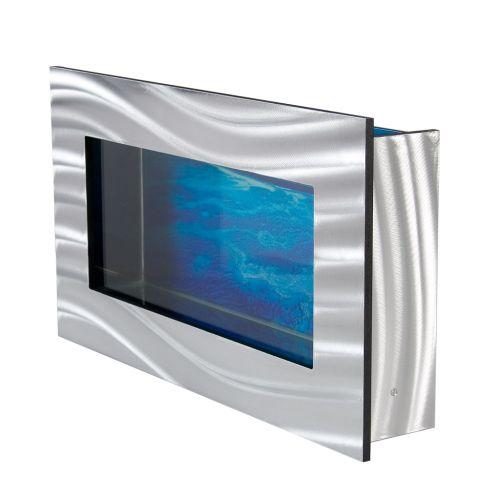 Nástěnné akvárium - akvárko   590 x 325 x 110 mm