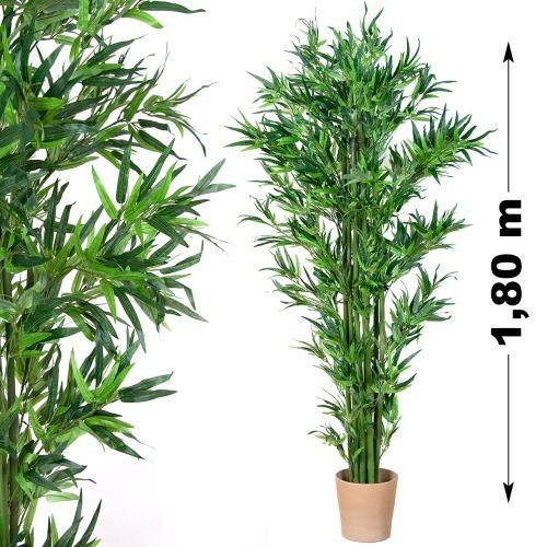 Umělá květina -  Bambus 180 cm