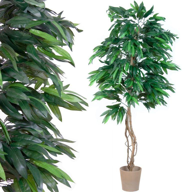 Umělá rostlina strom – mango – 180 cm