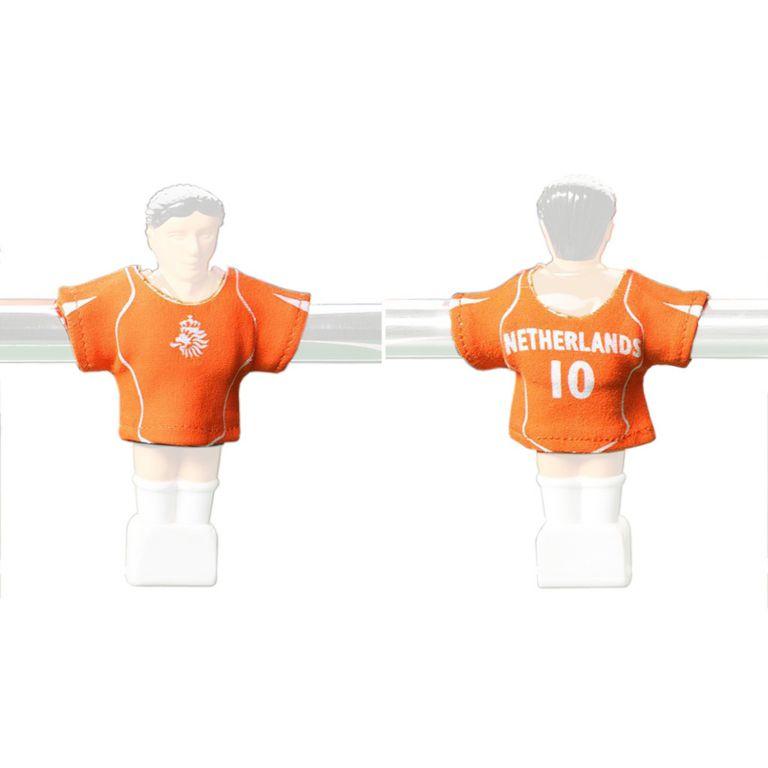 TUNIRO 1467 Náhradní fotbalové dresy Nizozemsko 11 ks