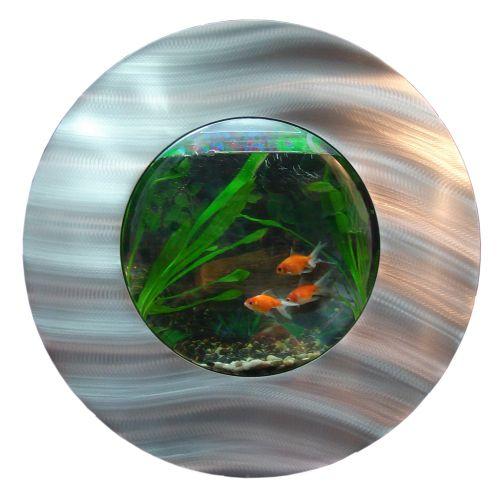Nástěnné akvárium - akvárko   56 x 18,7 cm