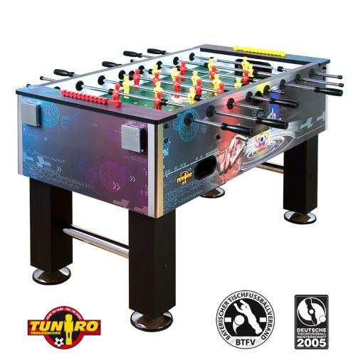 TUNIRO 1623 Stolní fotbal 118 kg