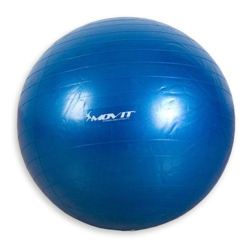 MOVIT 1989 Gymnastický míč modrý 65 cm