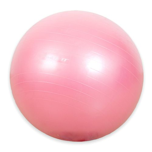 MOVIT 1990 Gymnastický míč růžový 65 cm