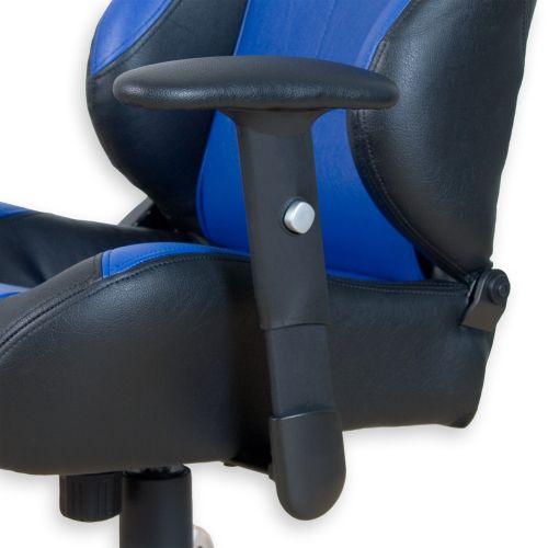 Kancelářská otočná židle ve sportovním designu