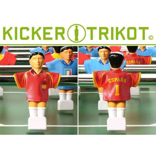 Sada fotbalových dresů – Španělsko