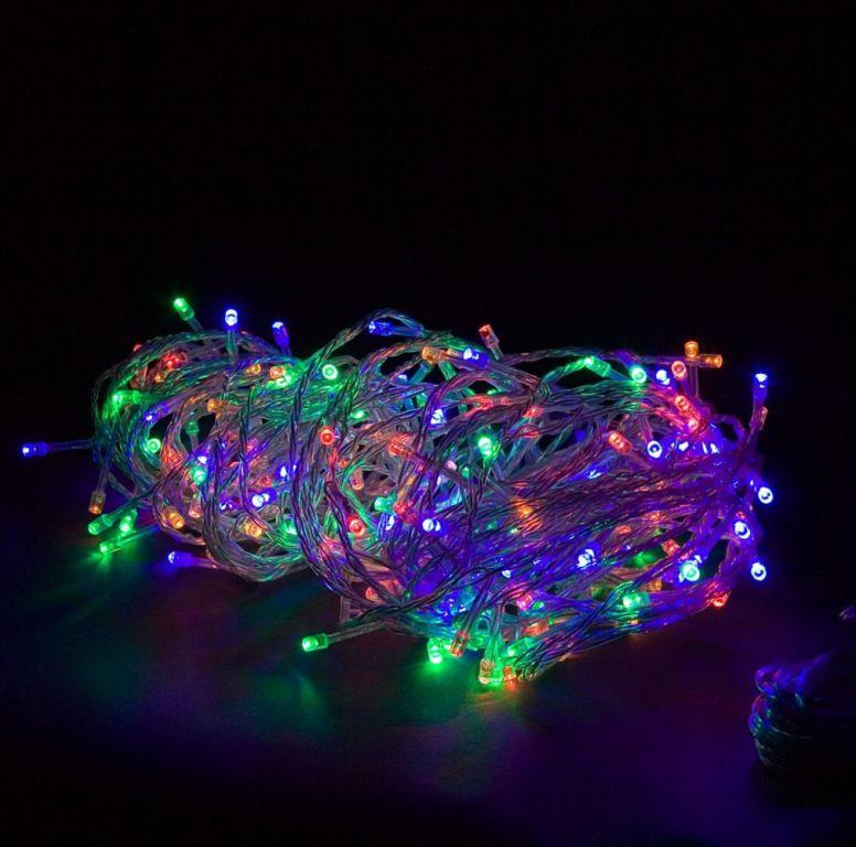 OEM M02045 LED osvětlení 40 m, barevné, 400 diod