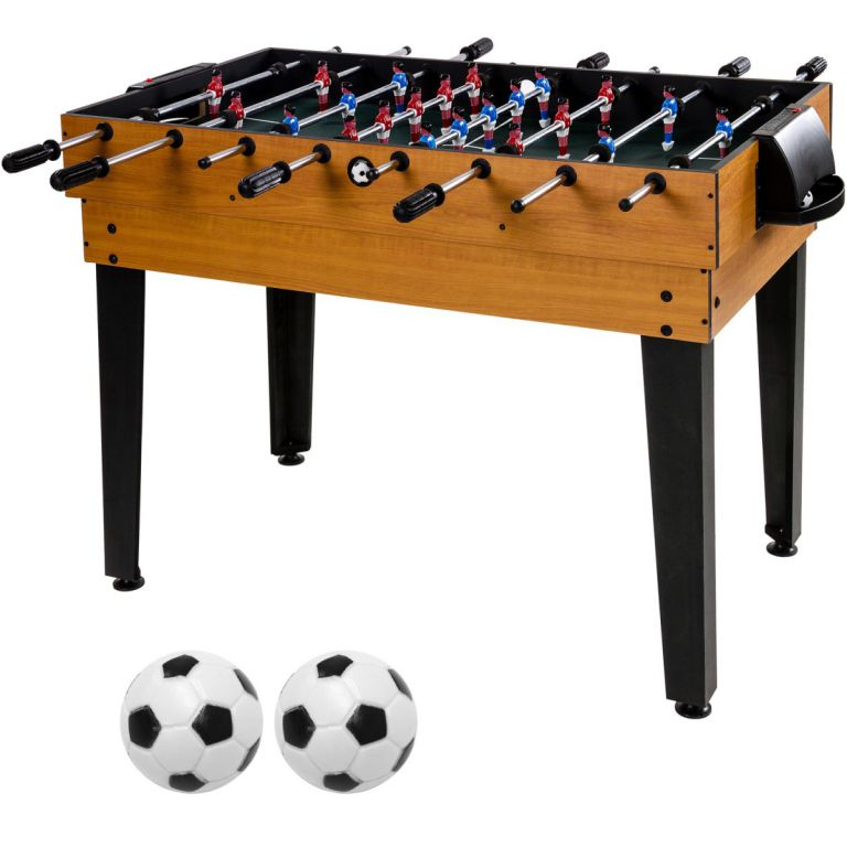 Multifunkční herní stůl 15 v 1 - hnědý - PŘEDOBJEDNÁVKA