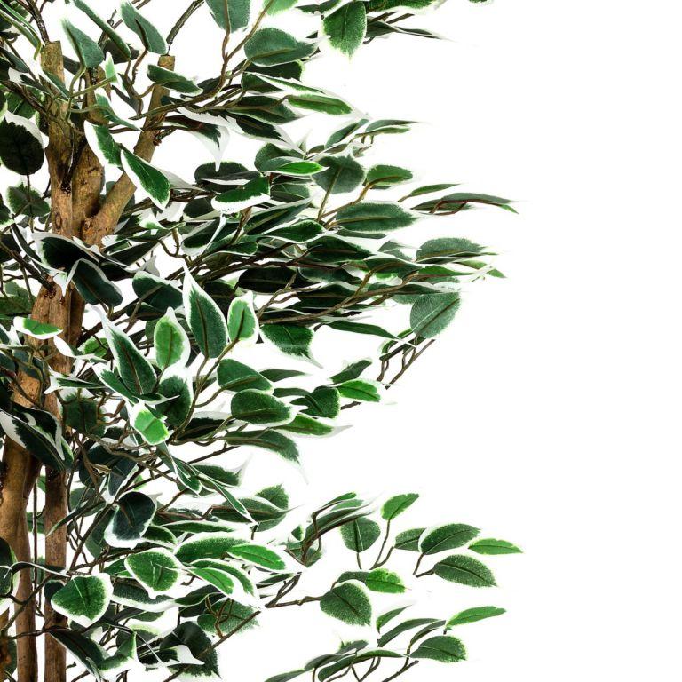Umělý strom rostlina - fíkus - 160 cm
