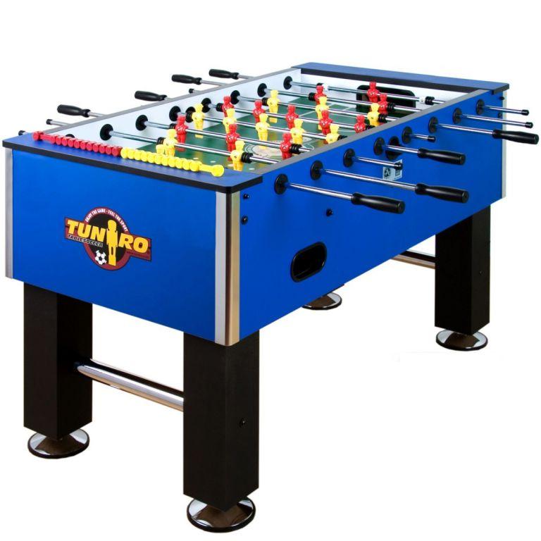 OEM M28539 Stolní fotbal 110kg TUNIRO modrý