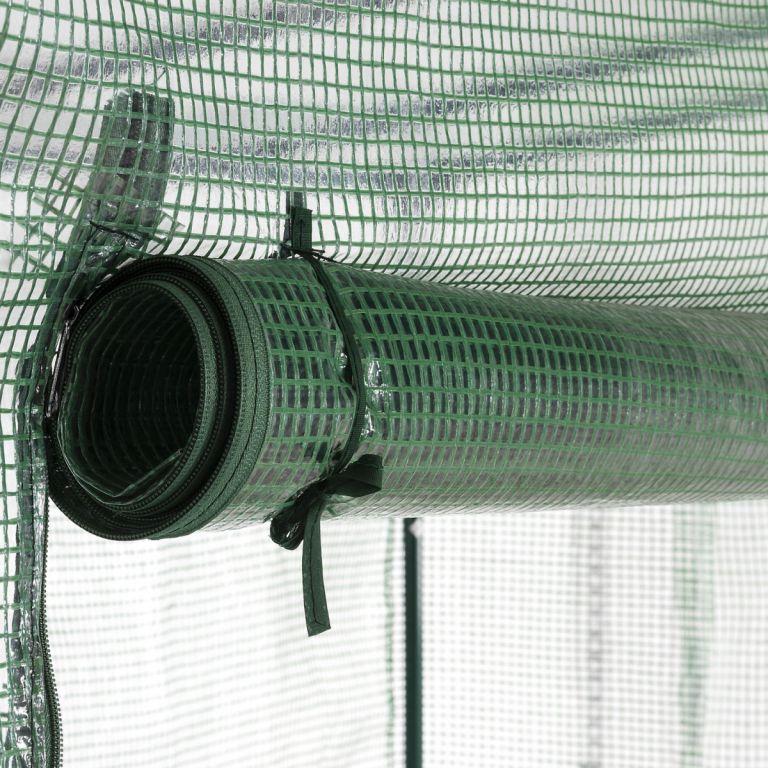 Rajčatovník fóliovník 200 x 169 x 80 cm PLANTASIA