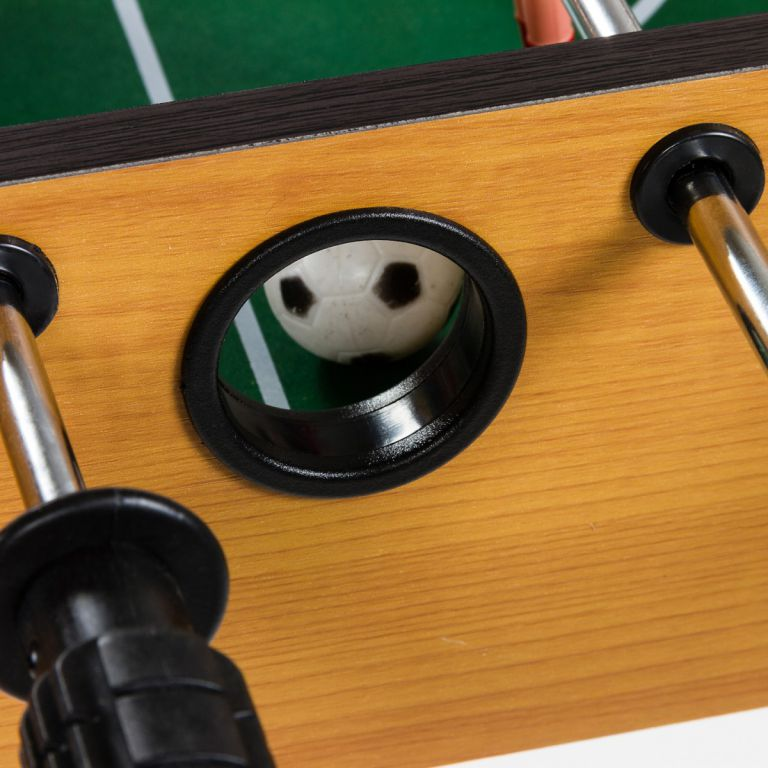 Mini stolní fotbal fotbálek 70x37x62cm