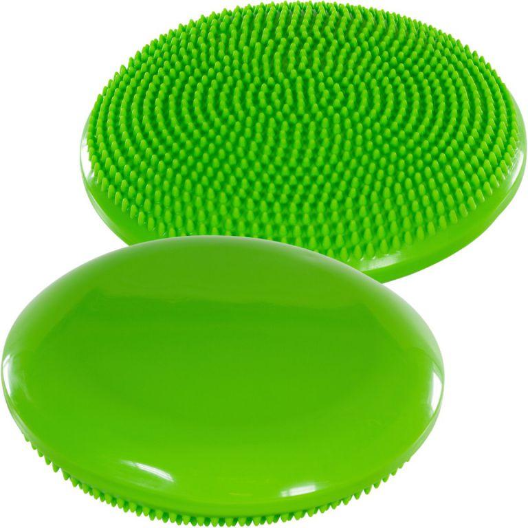 Balanční polštář na sezení MOVIT 33 cm - zelený