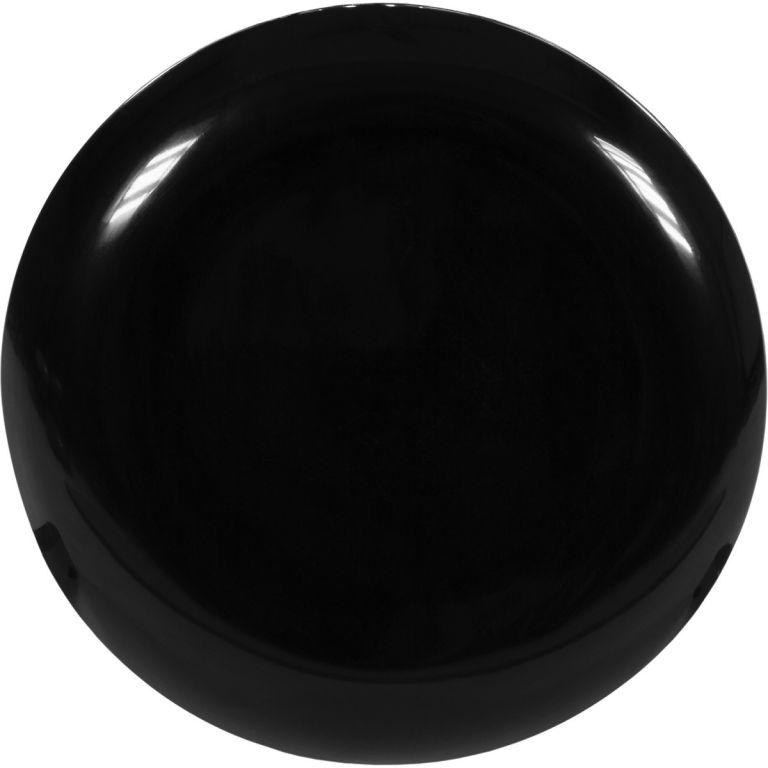 Balanční polštář na sezení MOVIT 37 cm XXL - černý