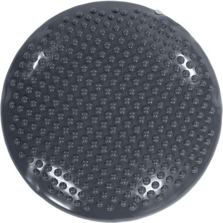 Balanční polštář na sezení MOVIT 37 cm, šedá