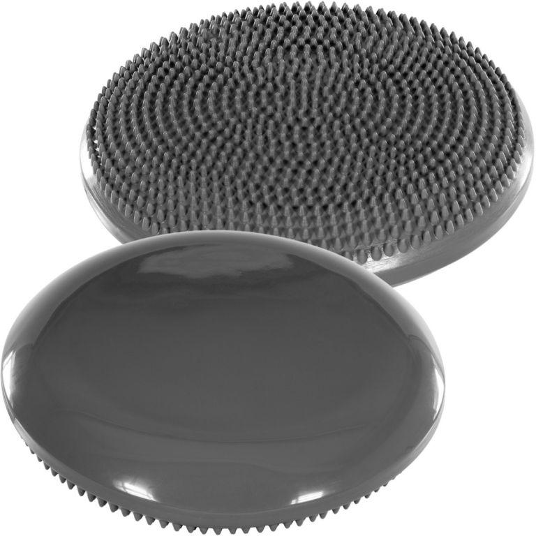 Balanční polštář na sezení MOVIT 33 cm – šedý