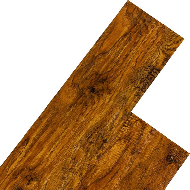 Vinylová podlaha STILISTA 5,07 m2 – ořešák červenohnědý