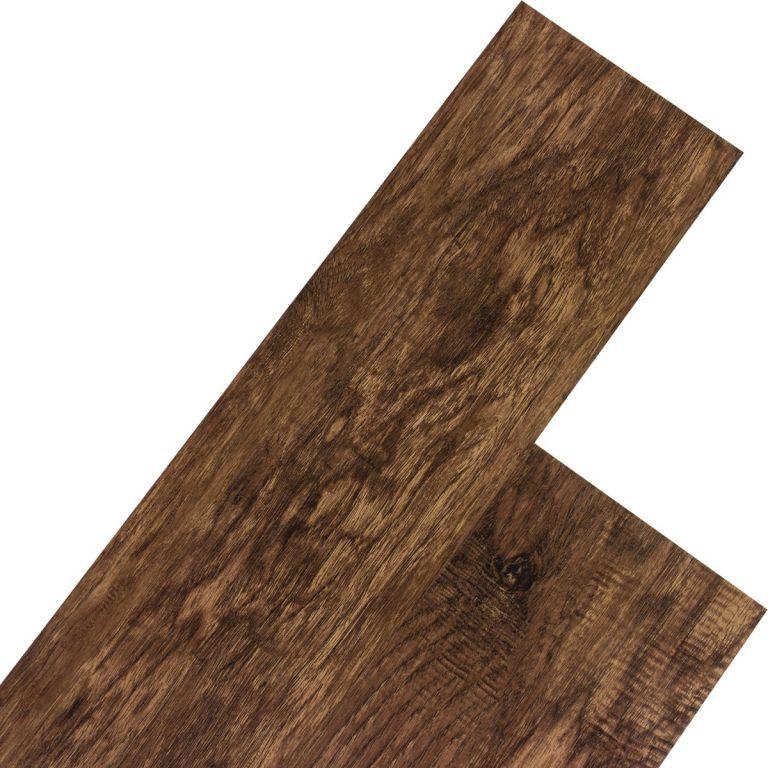 Vinylová podlaha STILISTA 5,07 m2 – ořešák tmavý