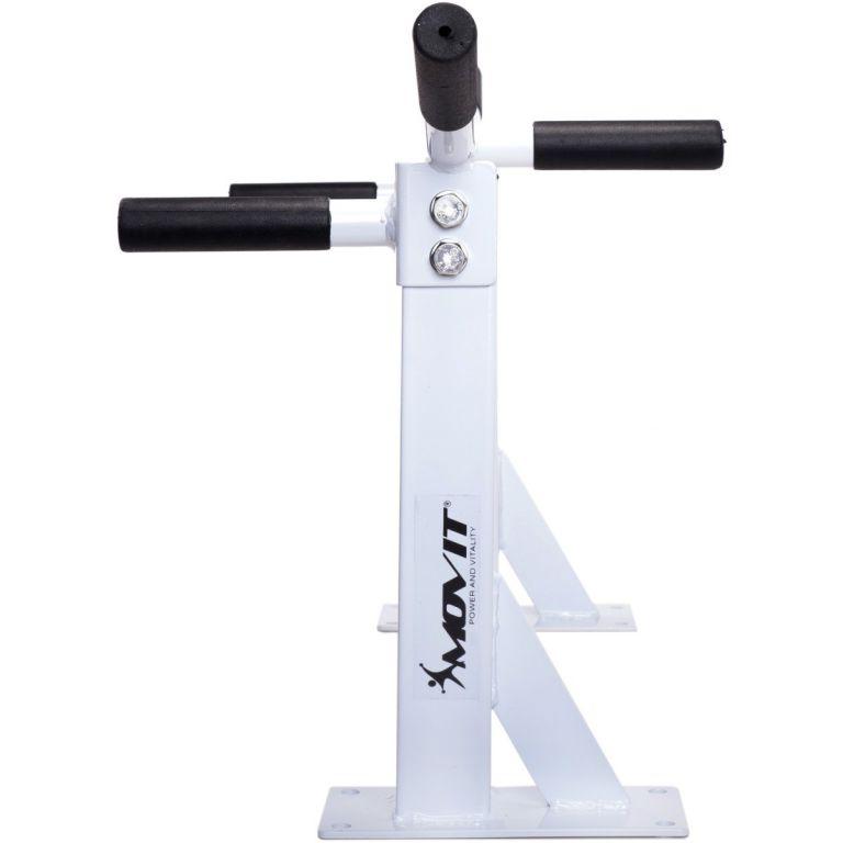 Posilovací hrazda pro stropní montáž MOVIT bílá