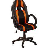RACEMASTER® GS Tripes Series Kancelářská židle černá/oranžový