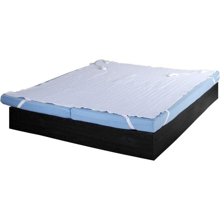 Elektrická dečka do postele - zahřívací podložka - 180 x 150 cm