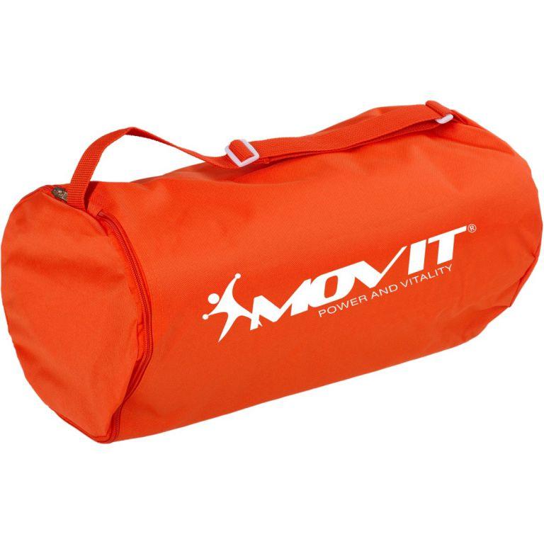 Akupresurní podložka s polštářem MOVIT 75 x 44 cm - oranžová