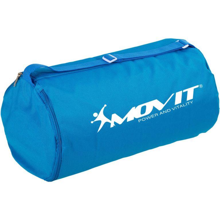 Akupresurní podložka s polštářem MOVIT 75 x 44 cm - světle modrá