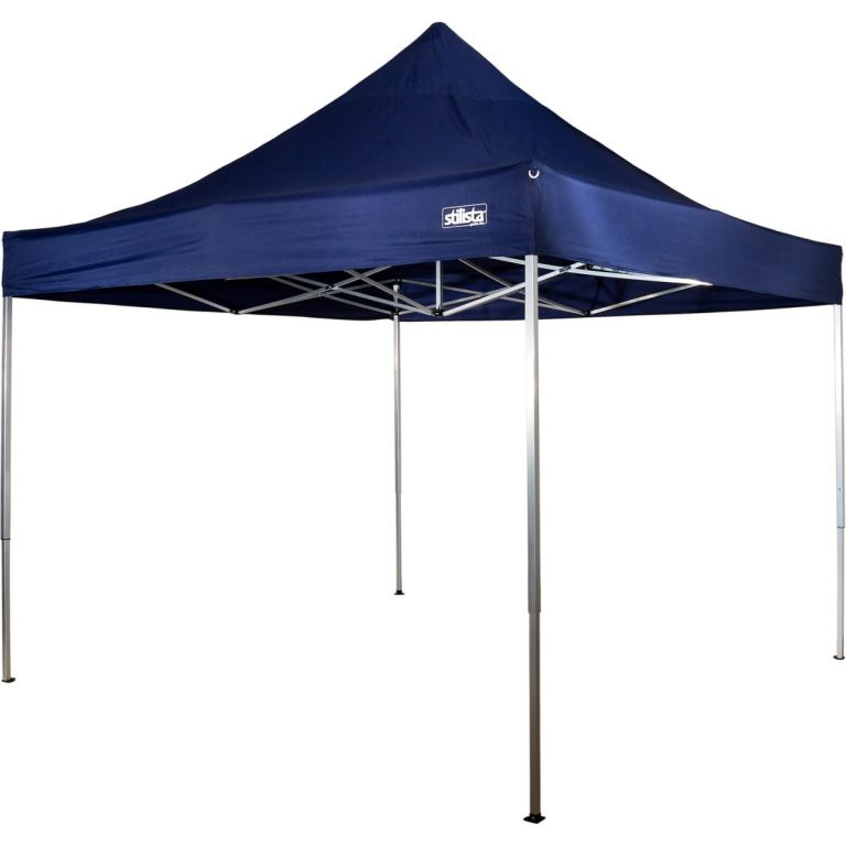 Stilista 43254 Zahradní párty stan nůžkový 3x3 m - modrá