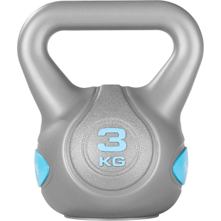Kettlebell činka 3 kg MOVIT