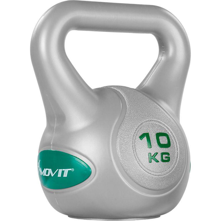 Kettlebell  činka 10 kg MOVIT