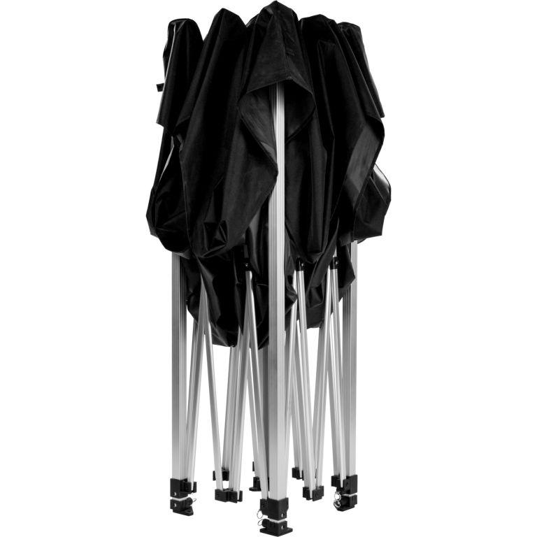 Zahradní párty stan nůžkový INSTENT PRO 3 x 3 m + 2 bočnice