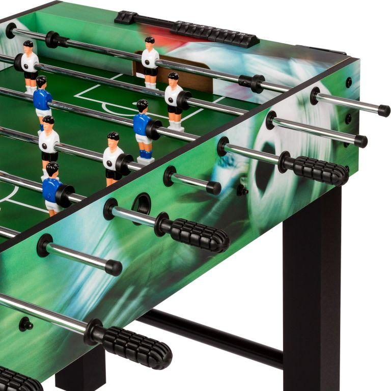 Stolní fotbal fotbálek  - 121 x 101 x 79 cm
