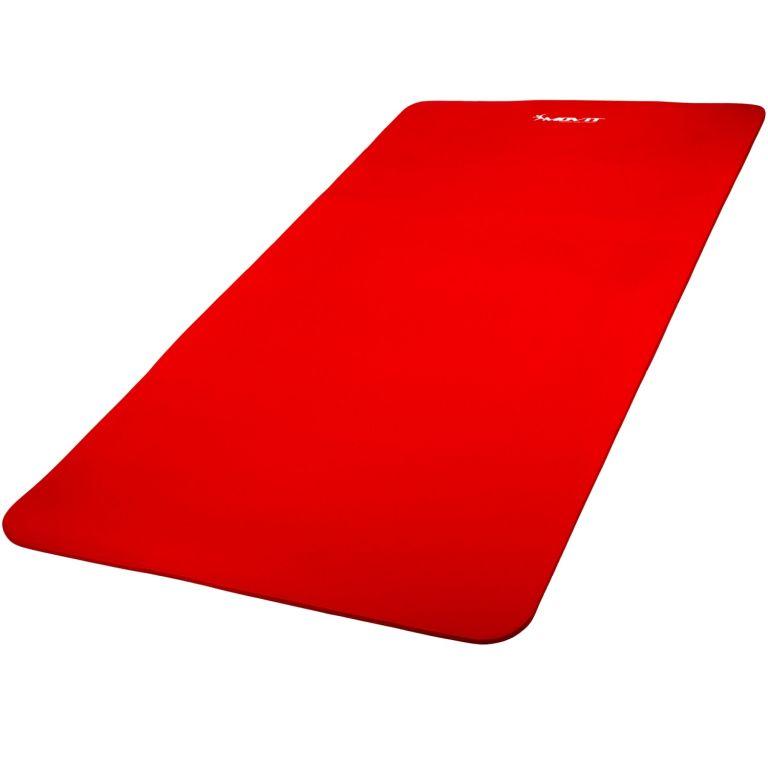 Gymnastická podložka Movit 183 x 60 x 1 cm – červená