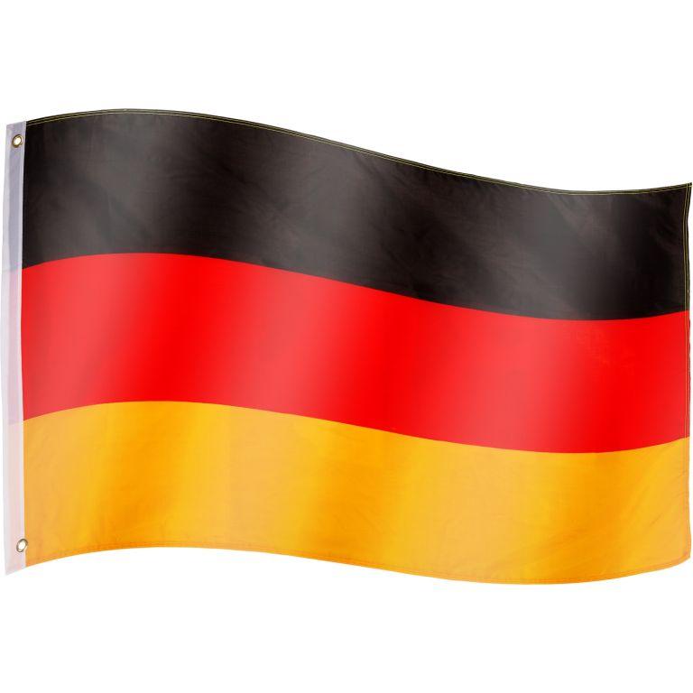 Vlajka Německo – 120 cm x 80 cm