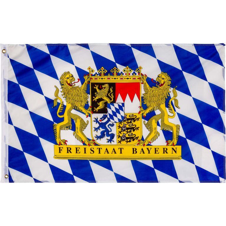 Vlajka Bavorsko – 120 cm x 80 cm