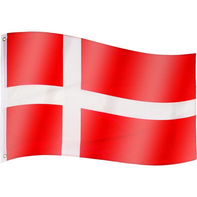 Vlajka Dánsko – 120 cm x 80 cm