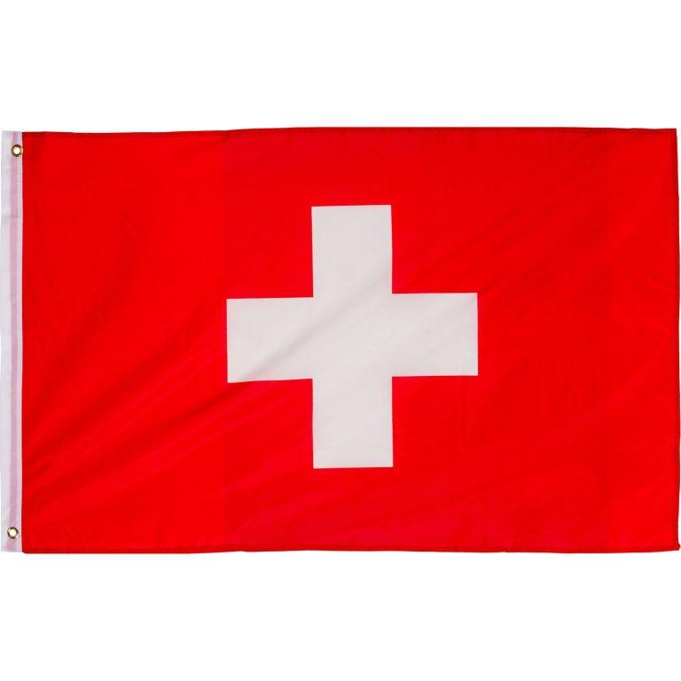 Vlajka Švýcarsko – 120 cm x 80 cm
